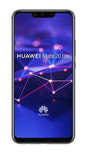 Huawei Mate 20 Lite Schwarz 6.3