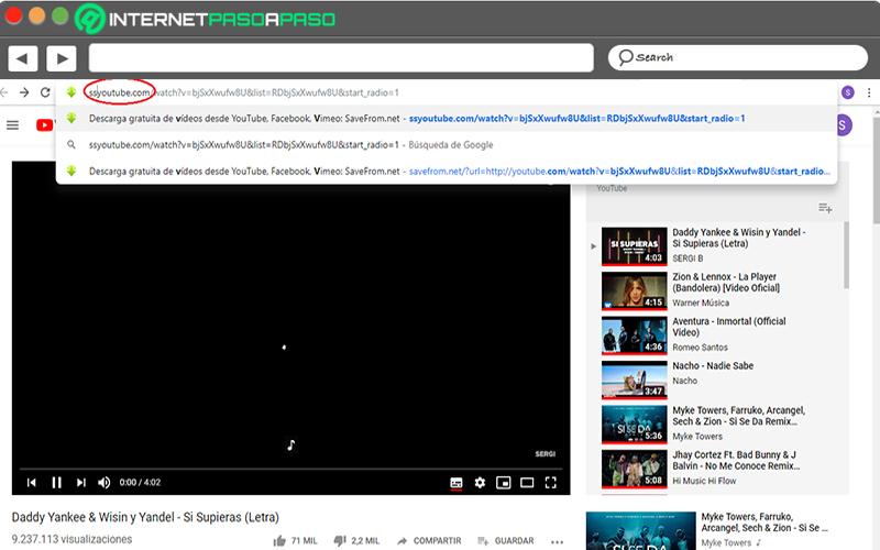 Wie lade ich Videos von herunter? YouTube ohne Programme zu verwenden, die die URL ändern