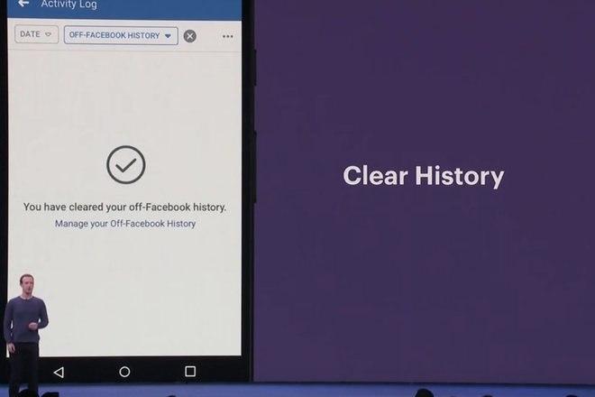 """Was ist FacebookDas Tool """"Verlauf löschen"""" und wie funktioniert es? 3"""