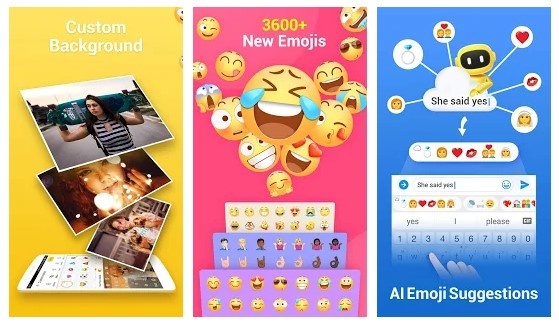 1 Die 15 Besten Emoji Apps Fur Android 2019