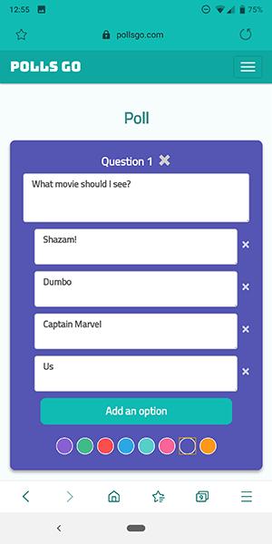 So führen Sie eine Umfrage bei Snapchat durch 4