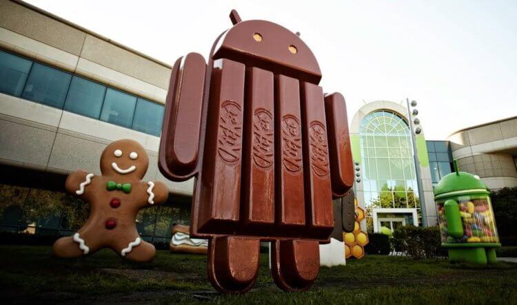 Nur Android 10: Google hat Android Q aufgegeben 11