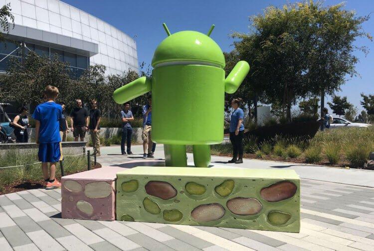 Nur Android 10: Google hat Android Q aufgegeben 14