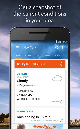 Beste Wetter Apps für Android installieren 1
