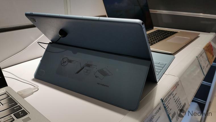 Ein (sehr) kurzer Blick auf das mit Snapdragon betriebene MateBook E von Huawei 3