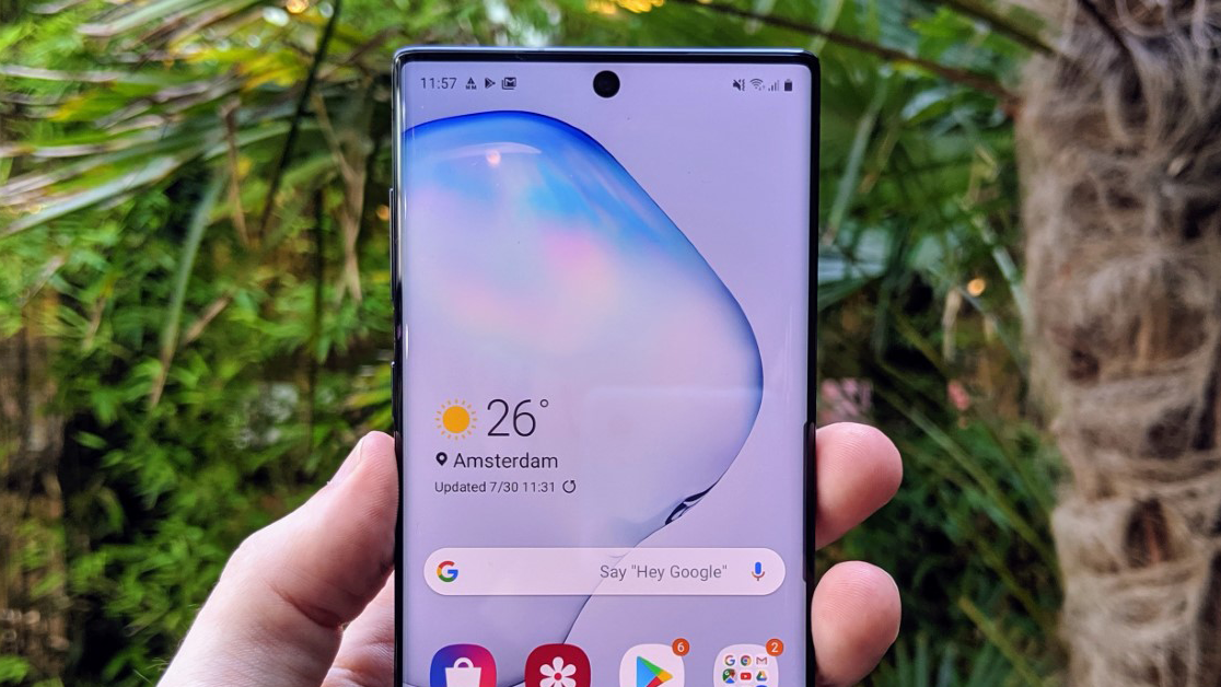 Samsung Galaxy Note 10 vs Note 9