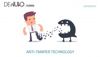 Der Denuvo-Kopierschutz von Irdeto enthält auch eine Anti-Tamper-Technologie.   (c) Irdeto