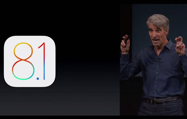 Zeitpunkt, zu dem iOS 8.1 in den wichtigsten Ländern der Welt verfügbar sein könnte 2