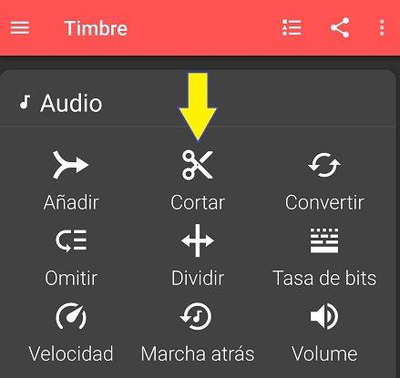 Audio Schneiden Android