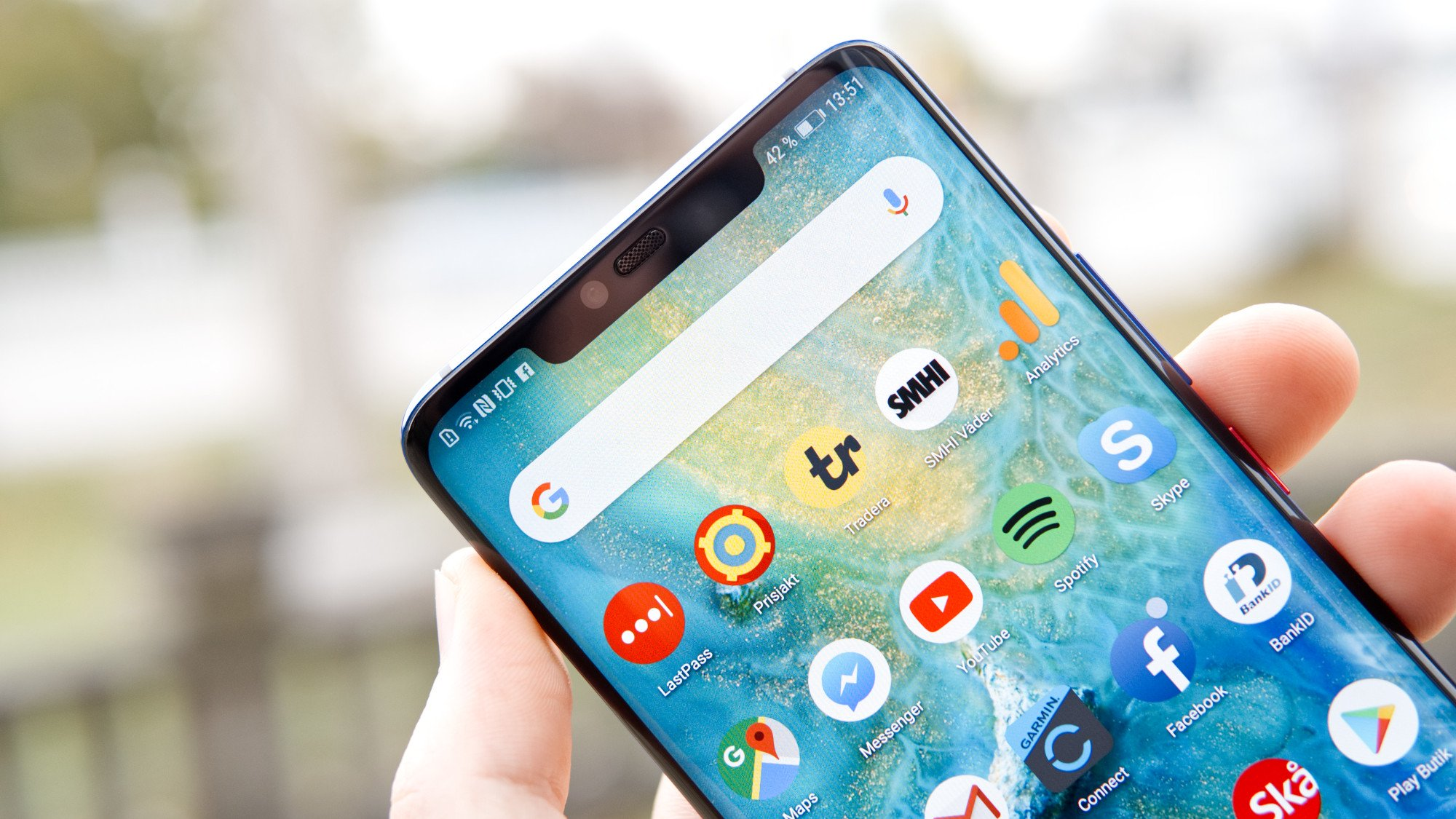 Huawei Mate 30 Pro zeigt sich in den ersten offiziellen Renderings