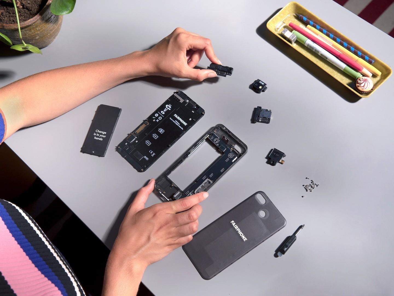 Das umweltfreundlichste und am einfachsten zu reparierende Mobiltelefon wird erneuert: Dies ist das Fairphone 3 7