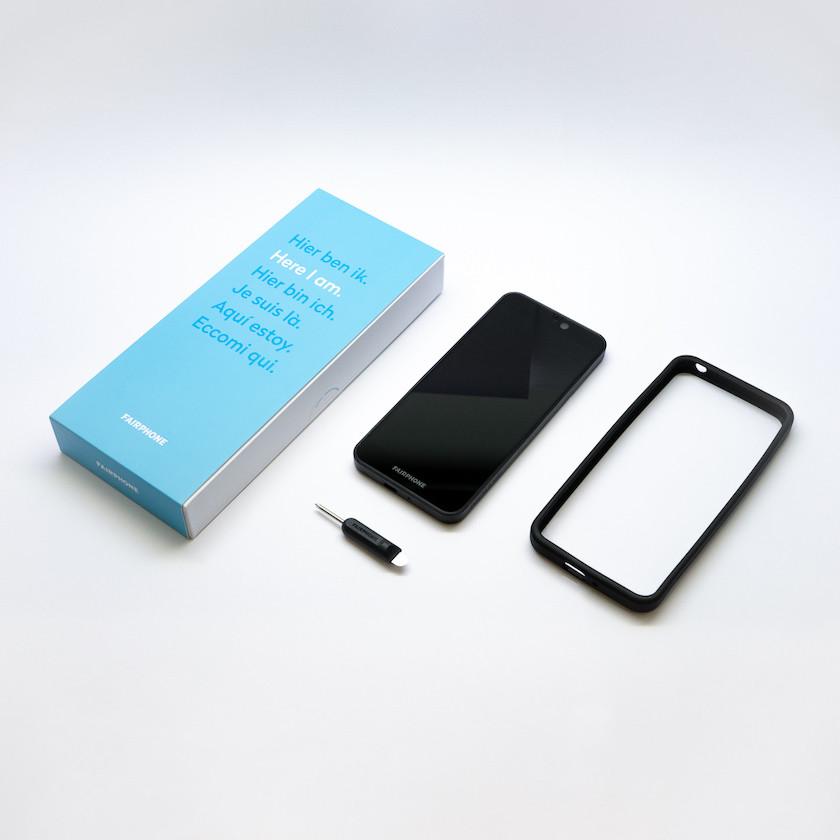 Das umweltfreundlichste und am einfachsten zu reparierende Mobiltelefon wird erneuert: Dies ist das Fairphone 3 8