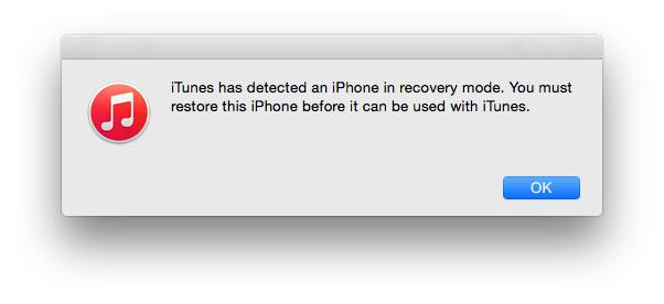 Downgrade von iOS 9 auf iOS 8.3 - Wiederherstellen und Aktualisieren