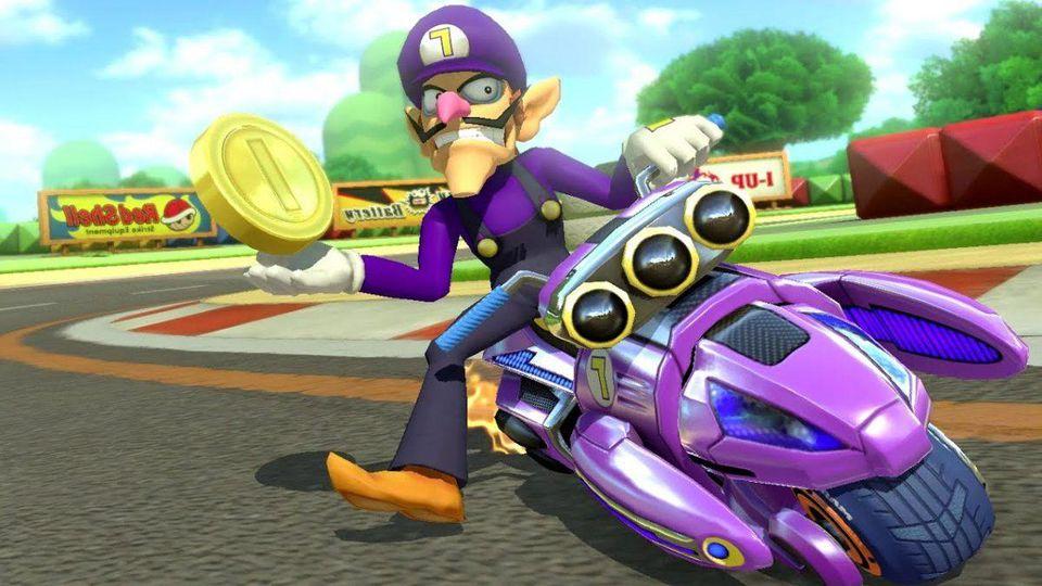 o Mario Kart Tour
