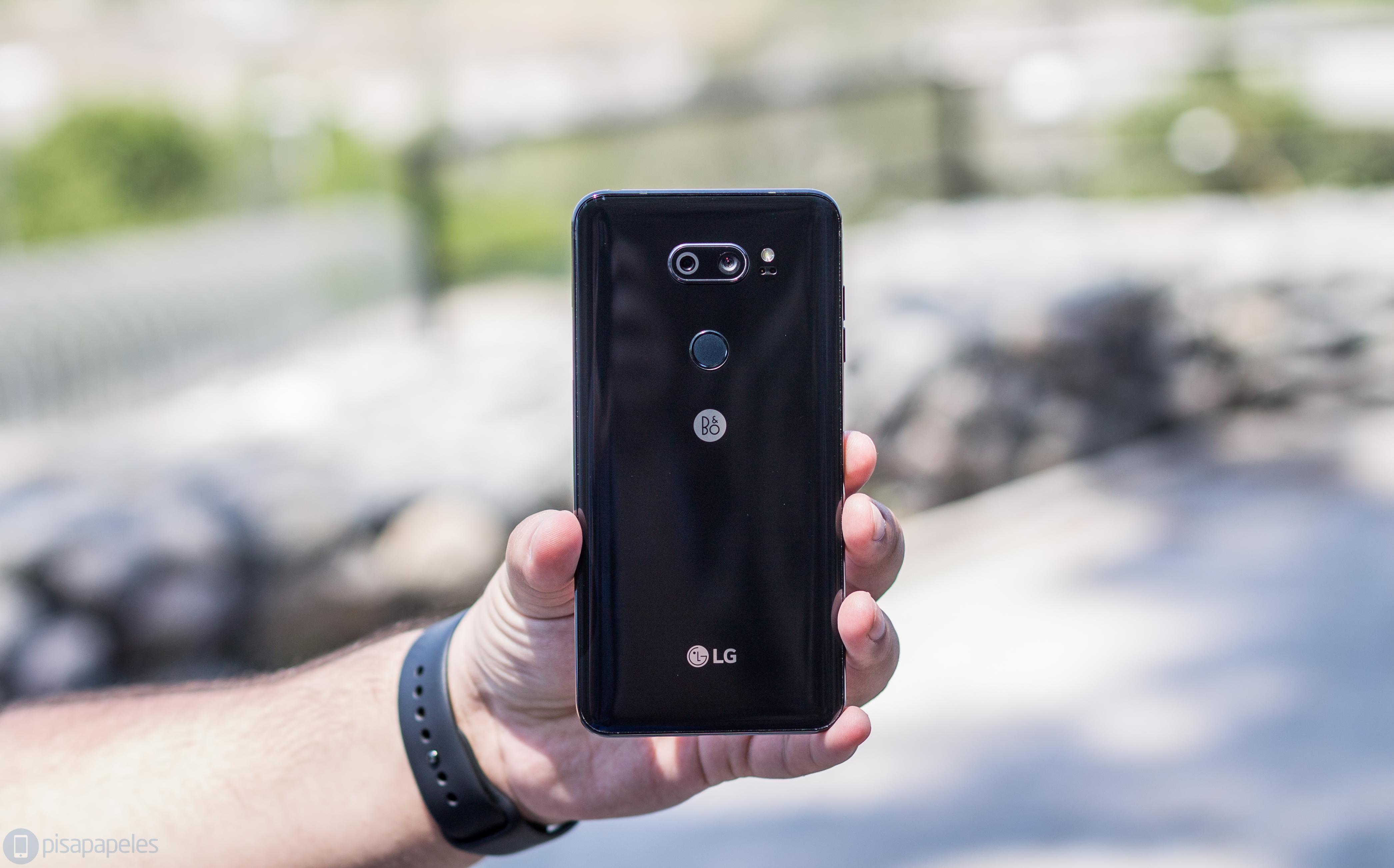 Test LG V30 + 3