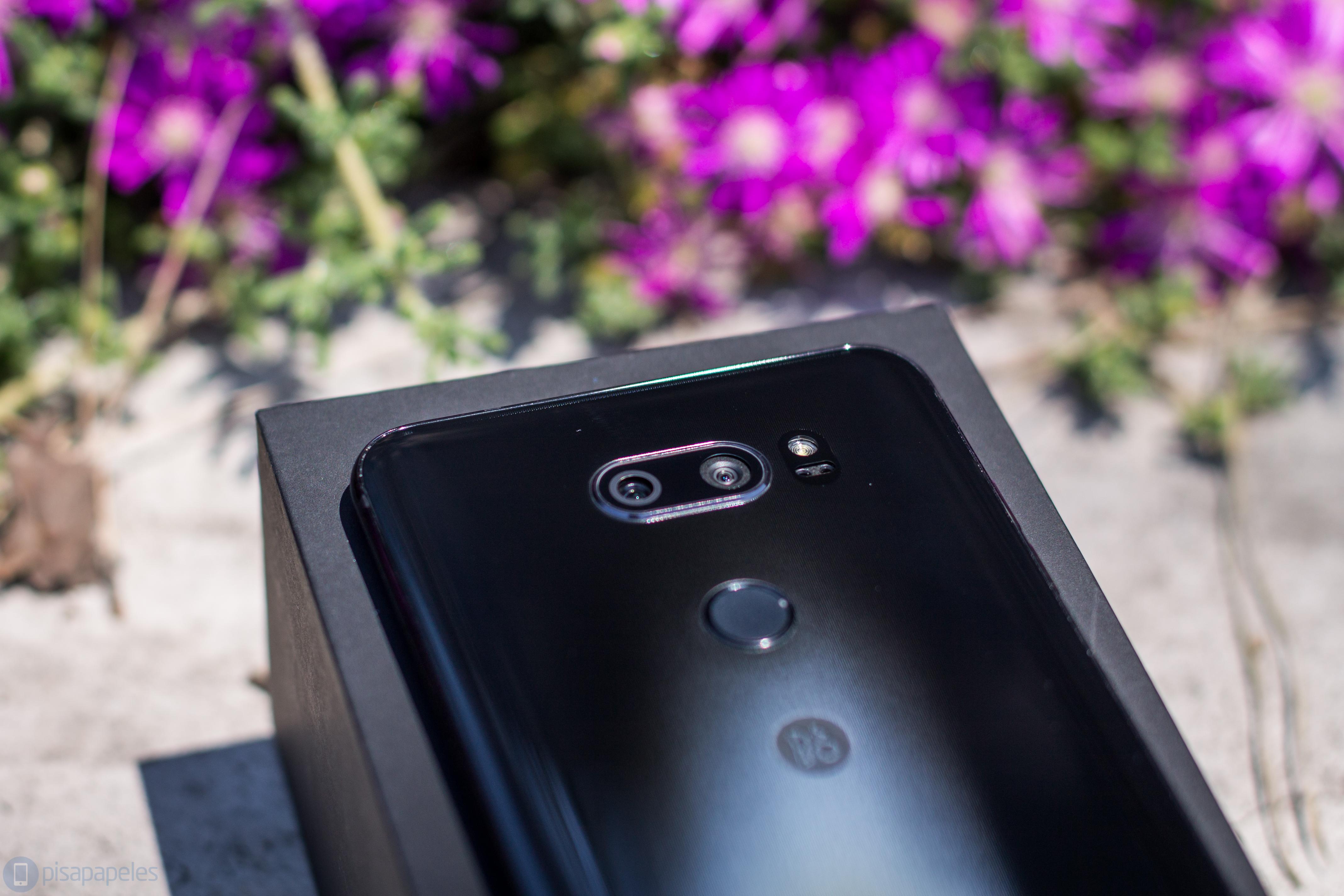 Test LG V30 + 11