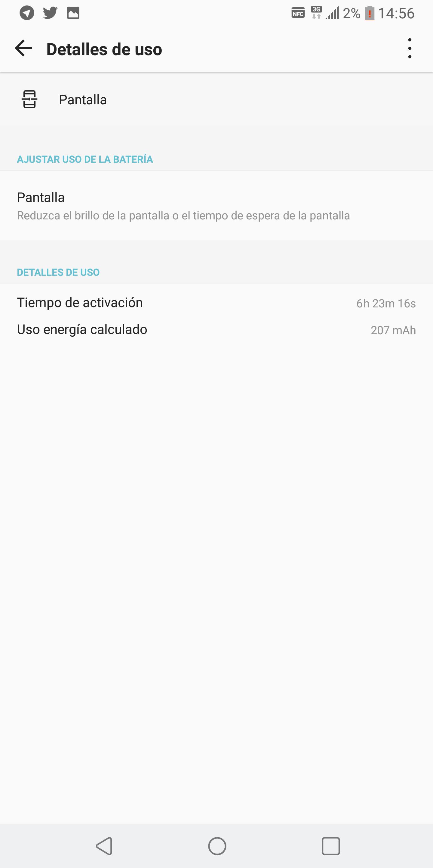 Test LG V30 + 15