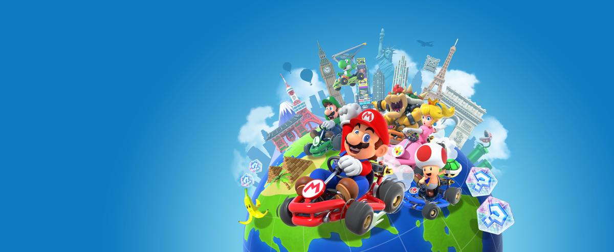 Video: Schauen Sie sich den offiziellen Trailer zur Mario Kart Tour an
