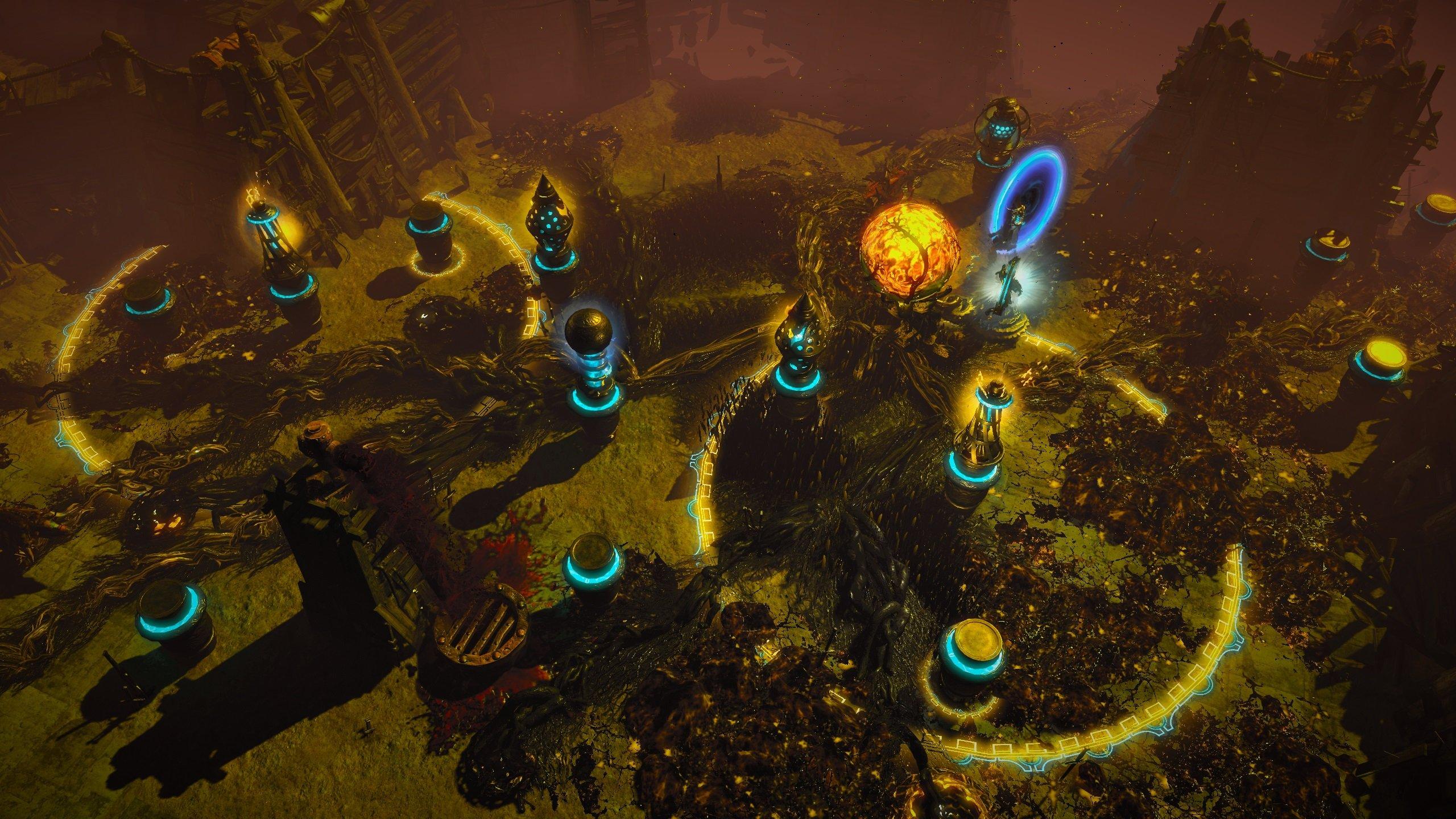 Path of Exile 3.8.0 fügt eine turmverteidigende Blight-Liga hinzu 3