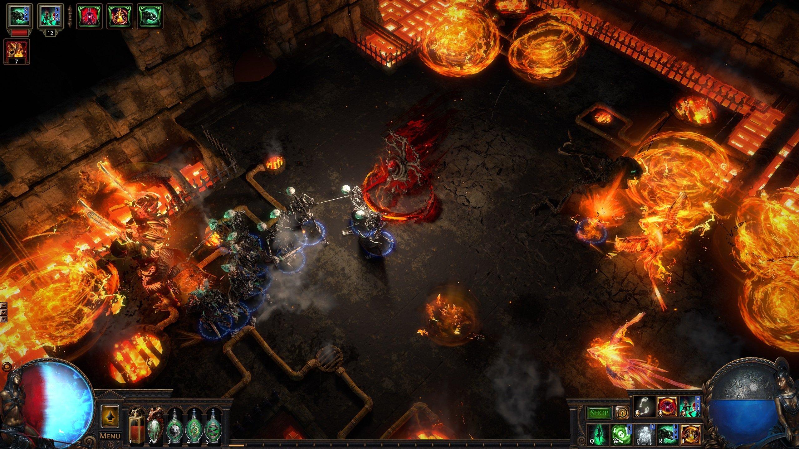 Path of Exile 3.8.0 fügt eine turmverteidigende Blight-Liga hinzu 4