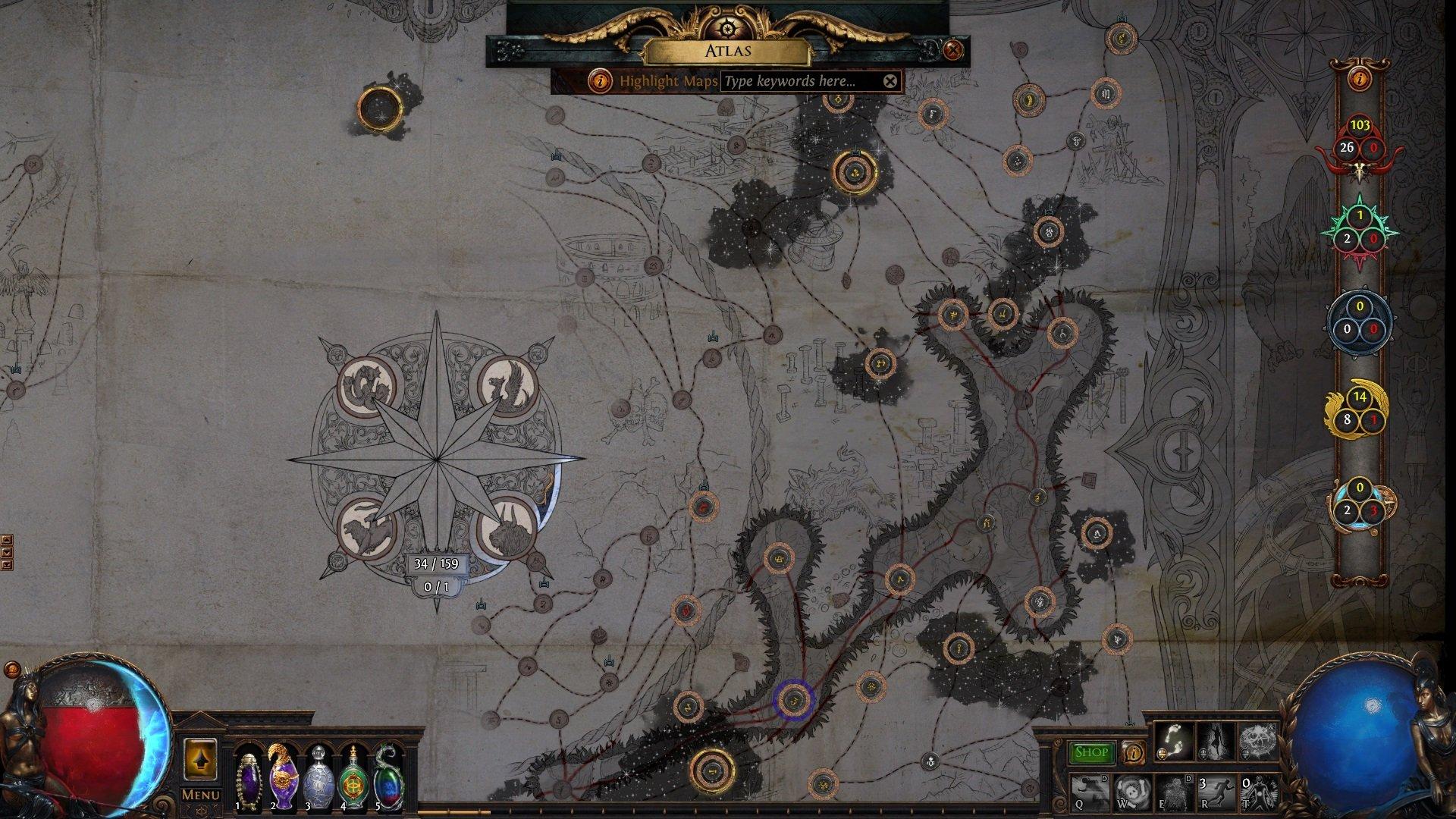 Path of Exile 3.8.0 fügt eine turmverteidigende Blight-Liga hinzu 5