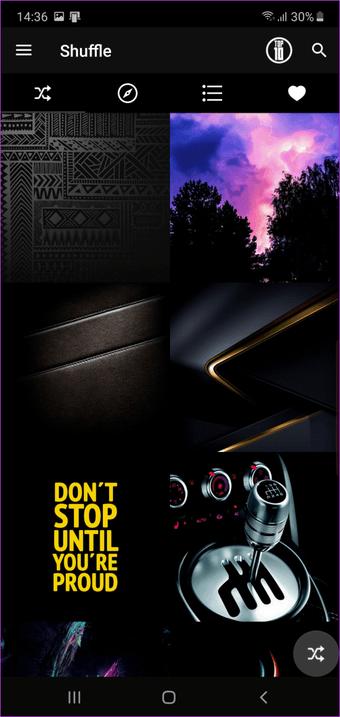 Beste Wallpaper Apps für das Samsung Galaxy Note  10 und Note 7