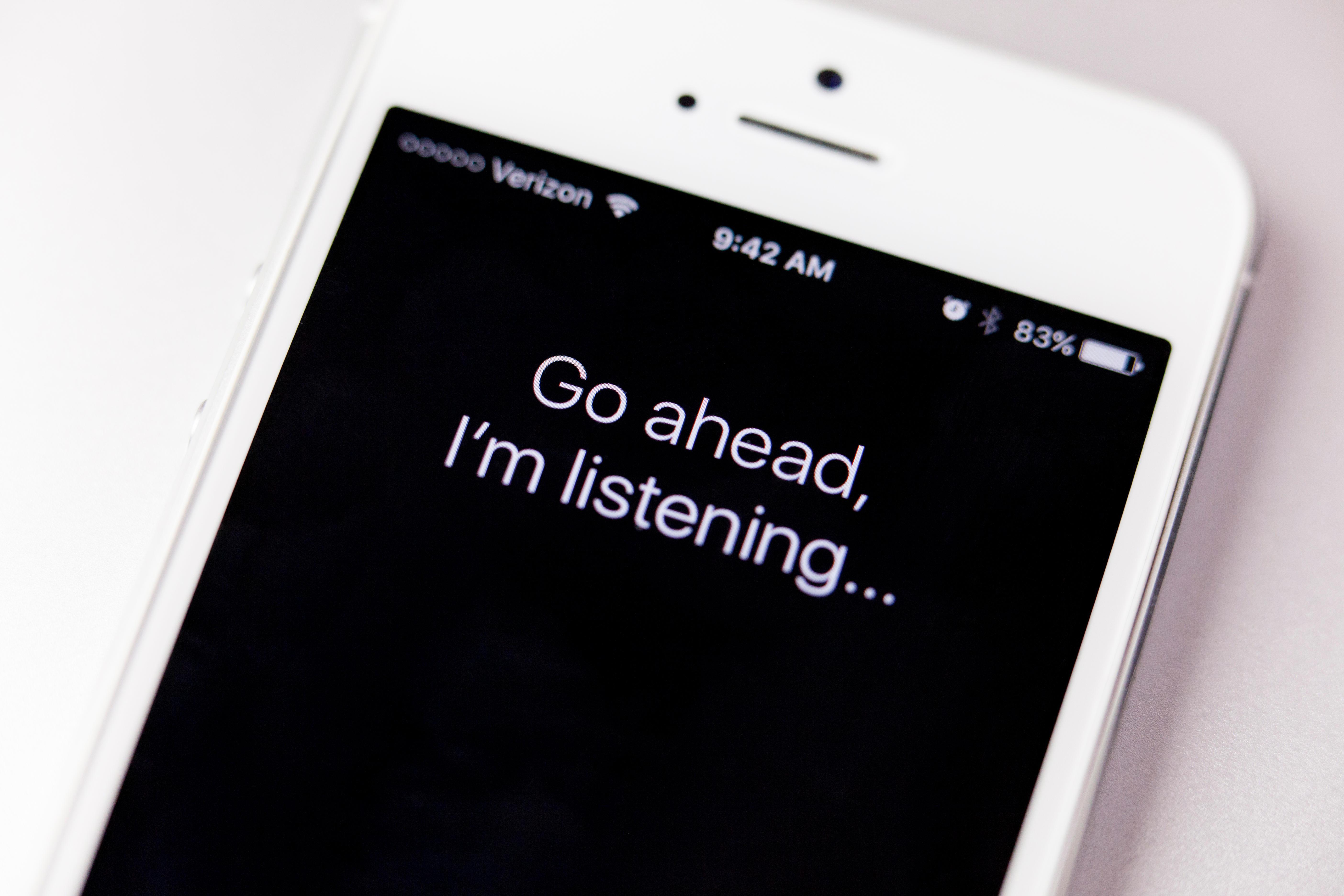 Siri kann zwar WhatsApp-Nachrichten für Sie senden, aber würden Sie dem vertrauen?