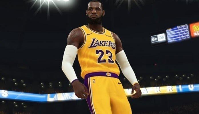 Spoločnosť 2K Games uvádza na trh nový príves NBA 2K20 1