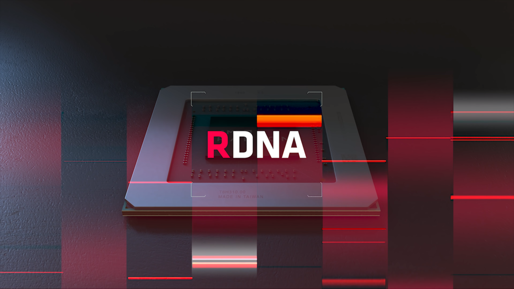 AMD hätte die Entwicklung seiner neuen Navi-GPU mit Unterstützung von Ray Tracing vorangetrieben