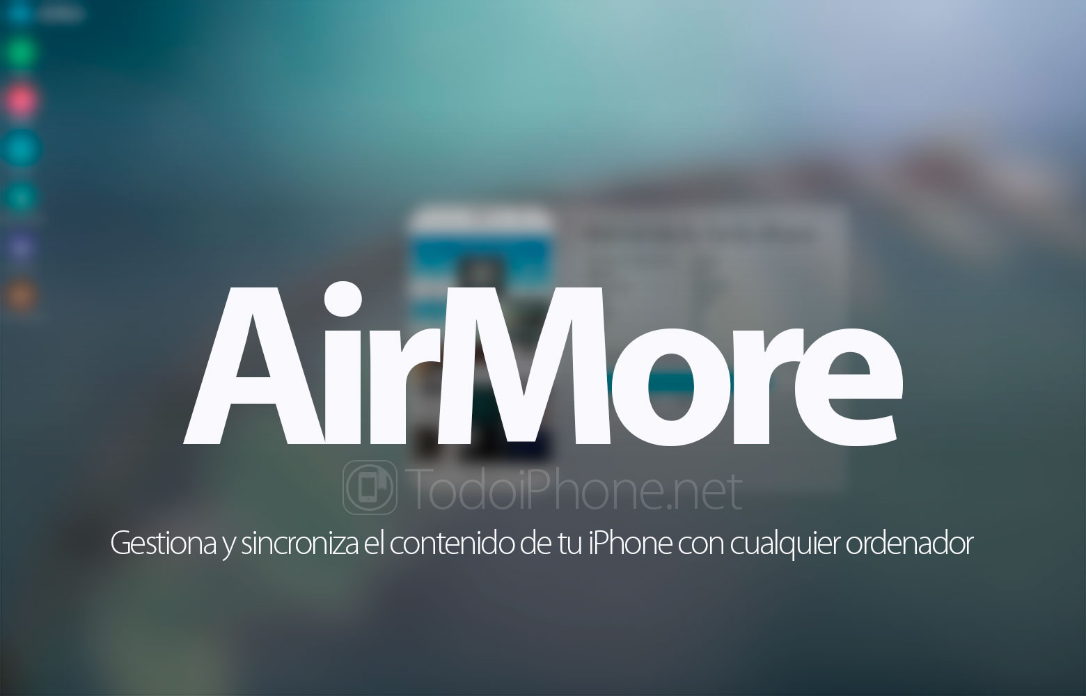AirMore, verwalten und synchronisieren Sie den Inhalt Ihres iPhones mit jedem Computer 1