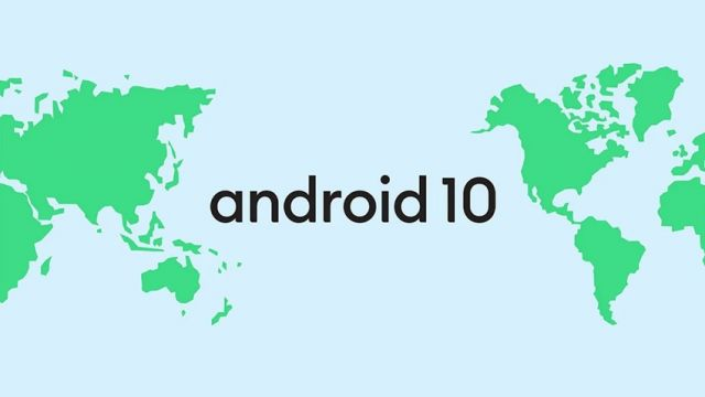 Android 10-Handys