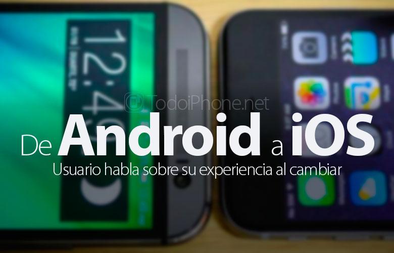 Android-Nutzer spricht über seinen Wechsel zu iOS 1
