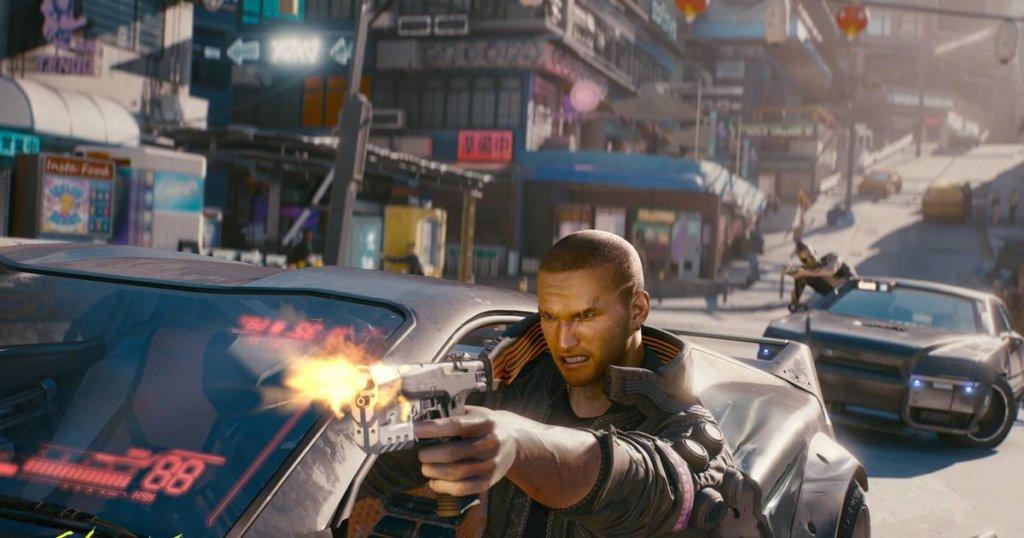 Anpassung des Cyberpunk 2077-Sports, Spielstile und -mechaniken in einem neuen Gameplay 1