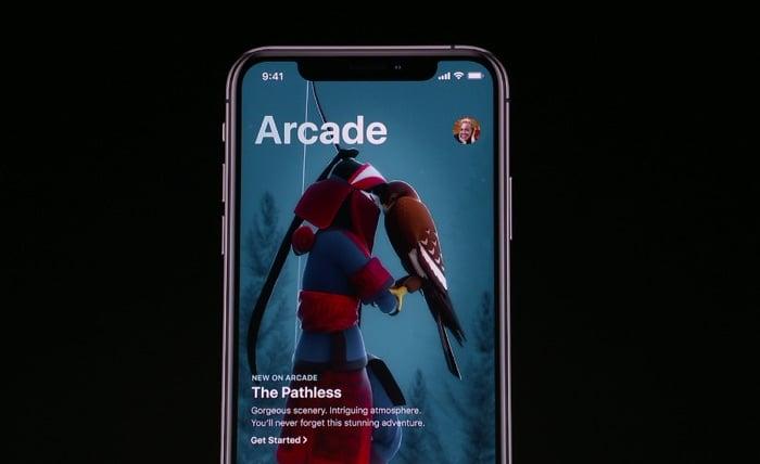 Apple  Arkade