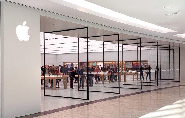 Apple    Resultados financeiros do terceiro trimestre