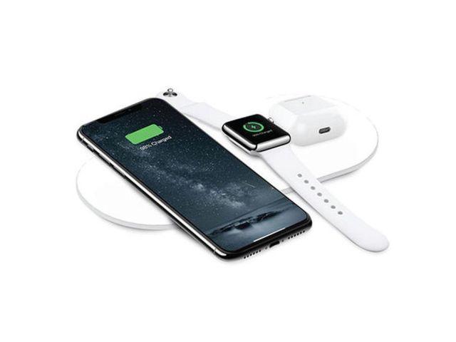 Apple  Vielleicht hat der AirPower aufgegeben, aber Sie können immer noch eine günstige Ladestation bekommen