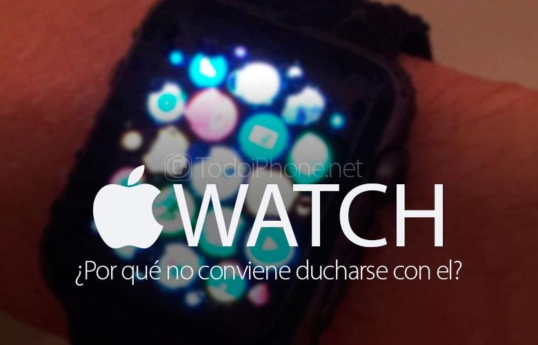 Apple Watch Warum solltest du nicht mit ihm duschen? 1