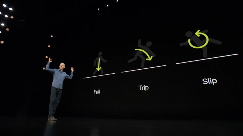 Apple WatchDie Sturzerkennung hat das Leben einer epileptischen Frau gerettet 1