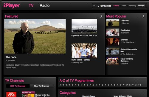 BBC iPlayer für iPad Bewertung 1