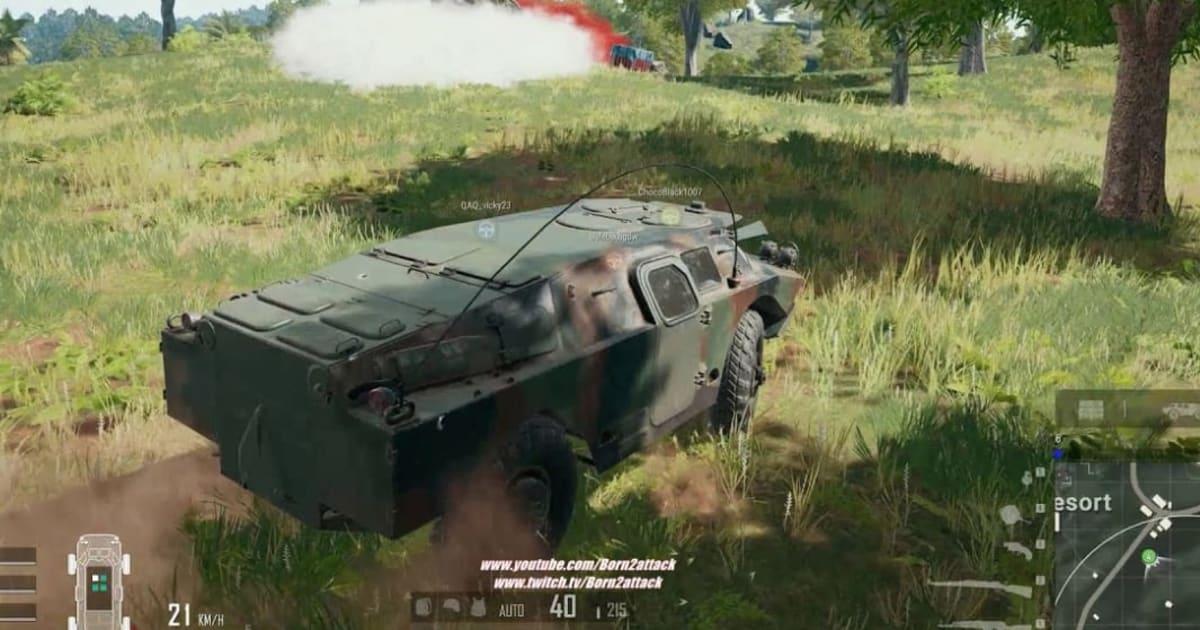 BRDM-2 PUBG Xbox: Alles, was Sie wissen müssen 1