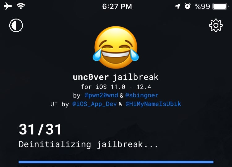 Beispielloser Fehler von Apple Ergebnis der Veröffentlichung von iOS 12.4 Jailbreak