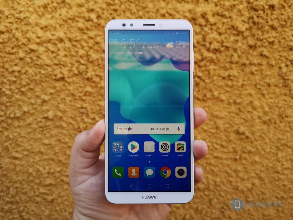Bewertung Huawei Y7 2018 1