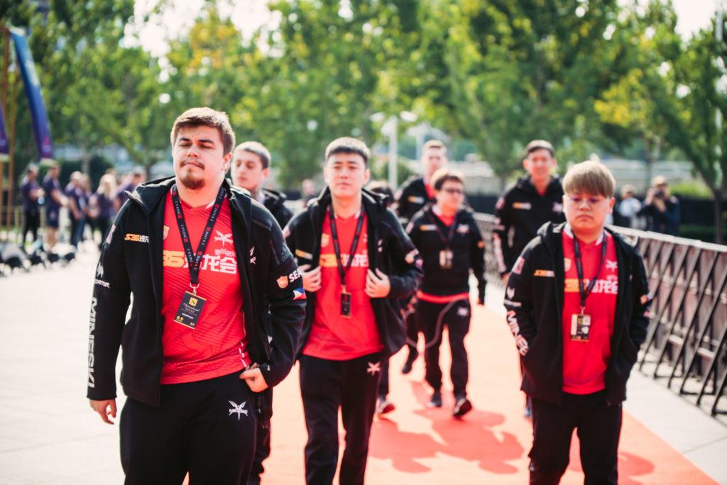 Bimbo, Nikobaby und Ninjaboogie verlassen Mineski nach The International 2019