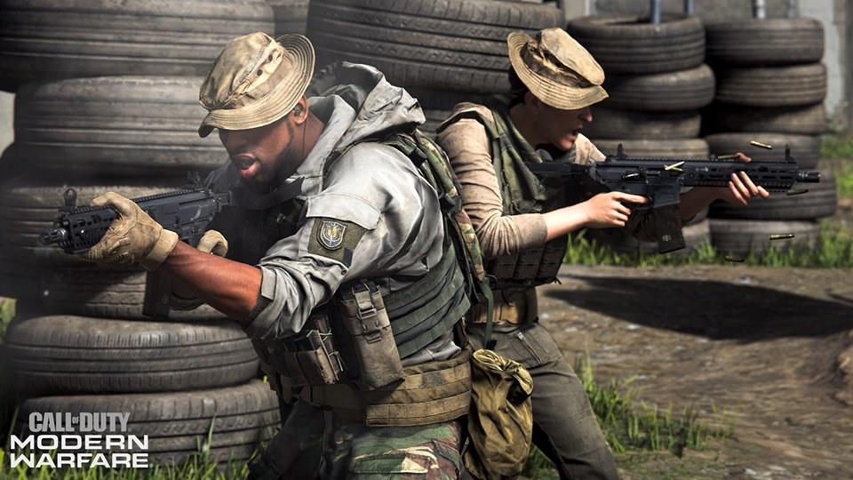 Call Of Duty Modern Warfare Schießerei-Modus Open Alpha startet am 24. August; Nur für PS4 1