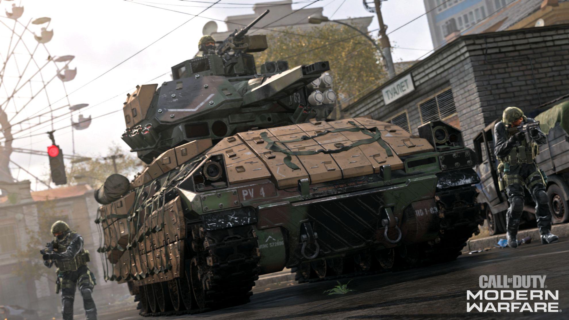 Call of Duty: Modern Warfare hat eine echte Chance, Battlefield-Fans zu beeinflussen, aber es muss sich über die Erwartungen der eigenen Community hinausentwickeln 1