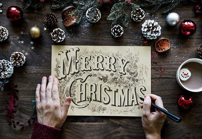 Ausgewähltes Bild - Christmas Quotes Wallpaper