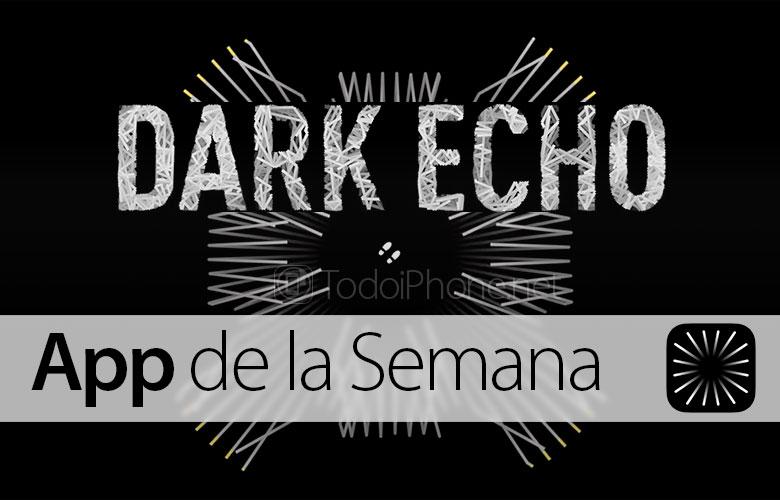 Dark Echo - App der Woche bei iTunes 1