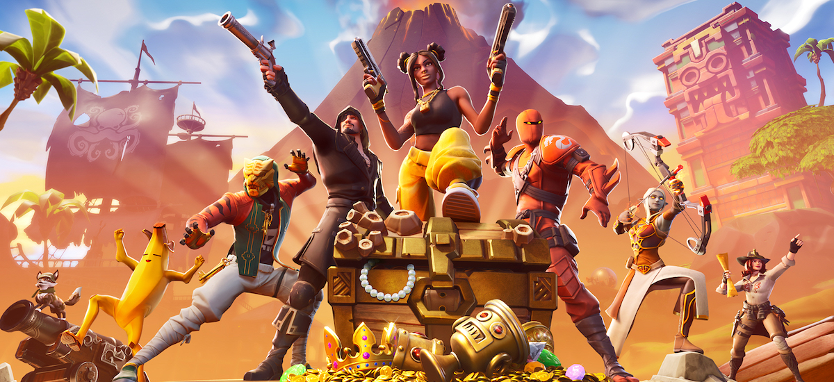 Fortnite Cross Play Update
