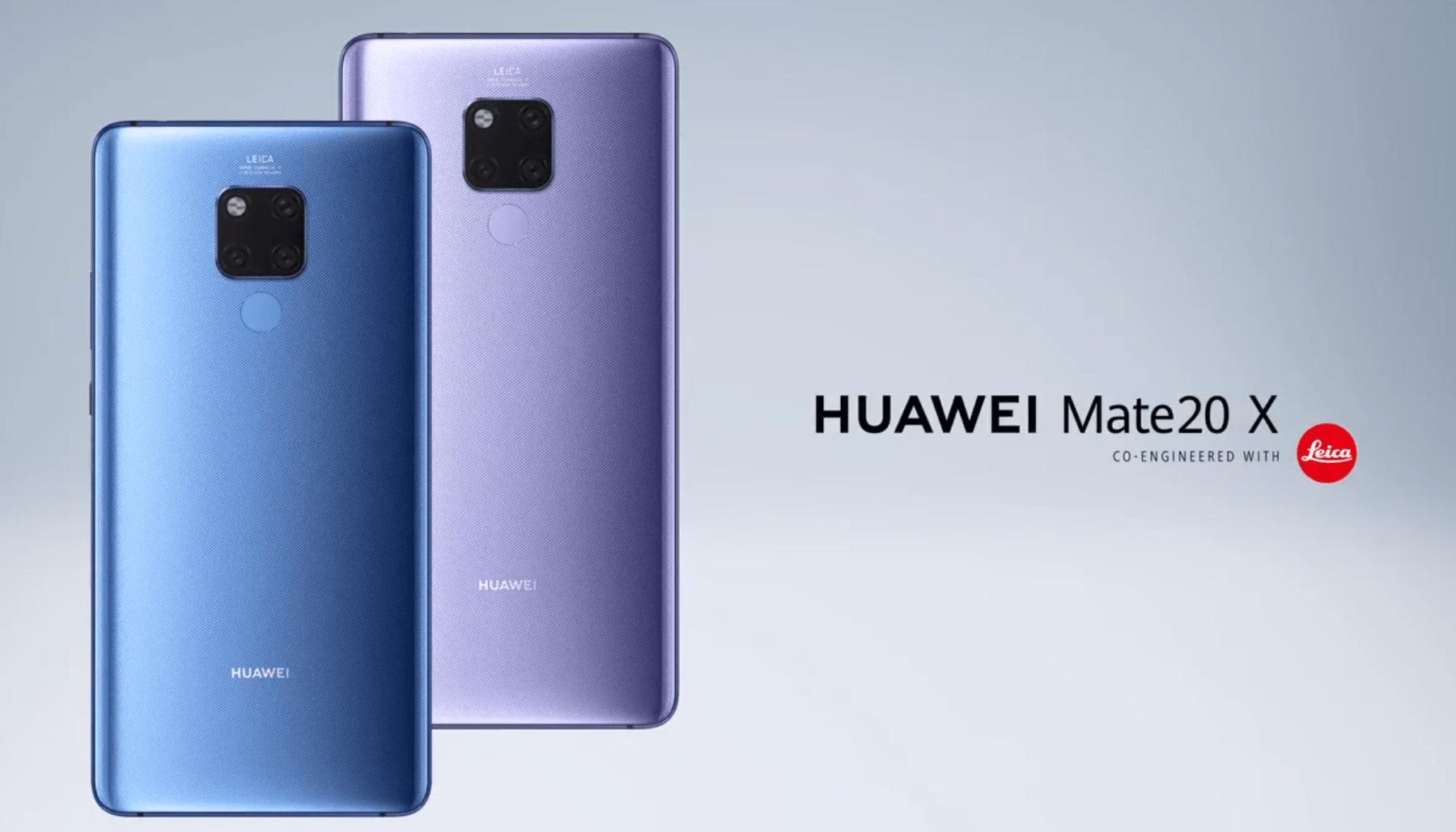 Das Huawei Mate 20 X zum niedrigsten Preis aller Zeiten Amazon 1
