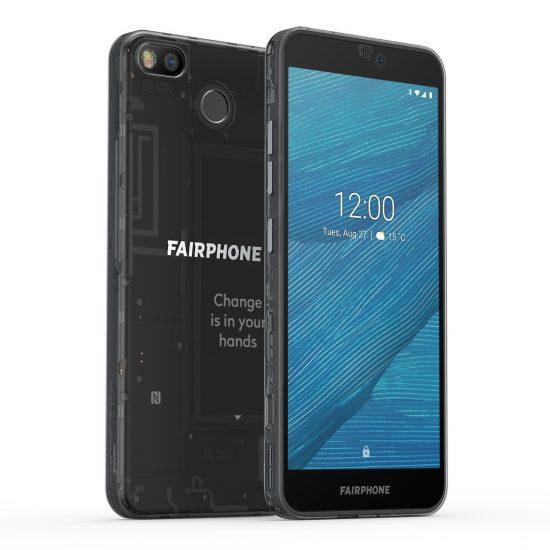 Das umweltfreundlichste und am einfachsten zu reparierende Mobiltelefon wird erneuert: Dies ist das Fairphone 3 1